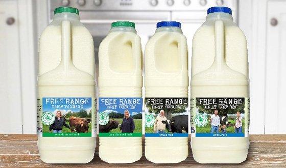 Free Range Dairy | Free Range Milk