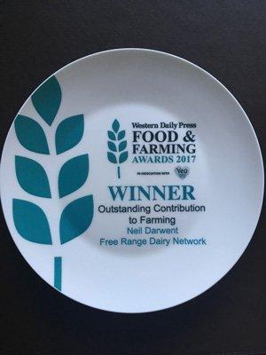 Free Range Dairy | WDP Award