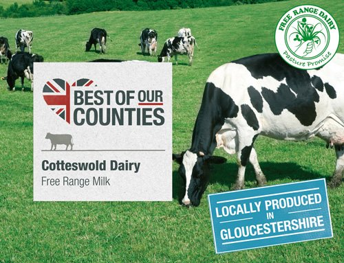 Free Range Dairy | Midcounties Co-operative