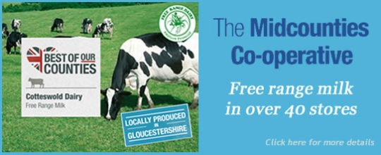 Free Range Dairy | Midcounties co-op slide