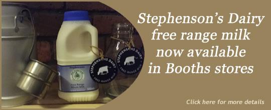Free Range Dairy | S
