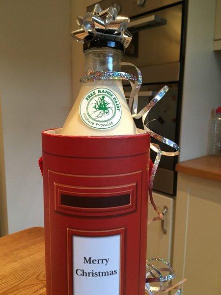 Free Range Dairy | Christmas Milk