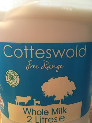Free Range Dairy | Cotteswold Label