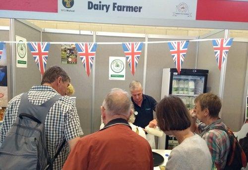 Free Range Dairy   Great Yorkshire Show